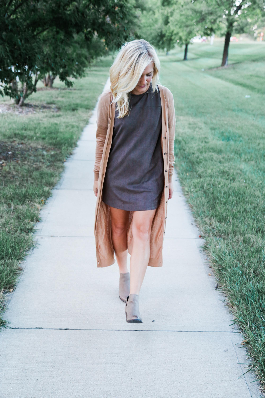 Transitioning Closet- Summer to Fall