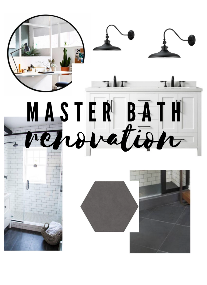 Master Bathroom Addition/ Reno