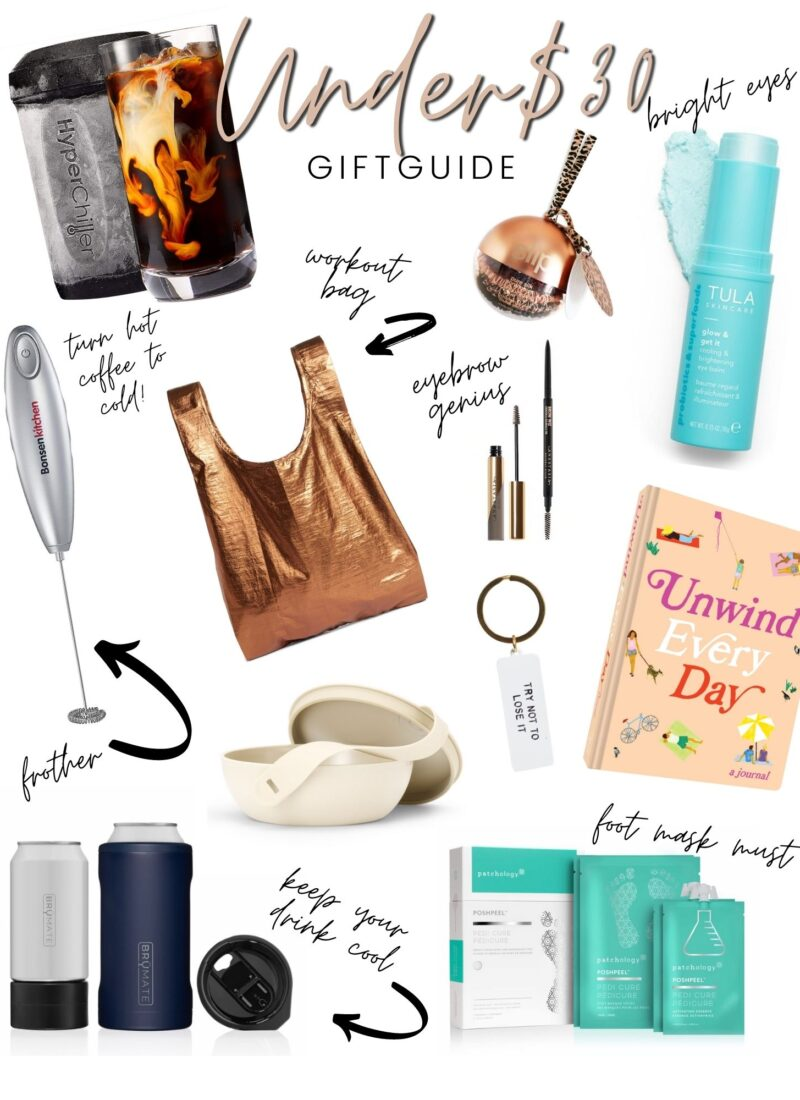 2020 Gift Guide: Under $30